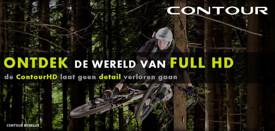 Ontdek de wereld van Full HD, de Contour HD camera